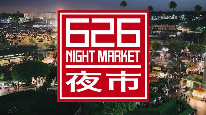 Let's Eat: 626 Night Market