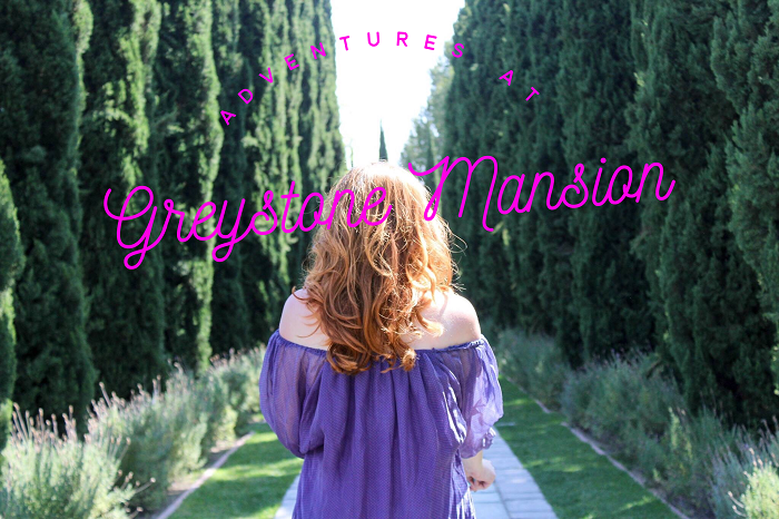 Adventures at Greystone Mansion