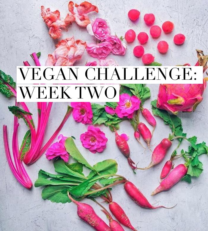 Vegan Challenge: WeekTwo