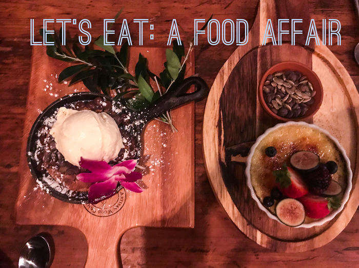 Let's Eat: A Food Affair