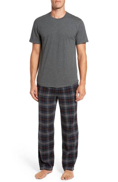 Mens PLaid PJs