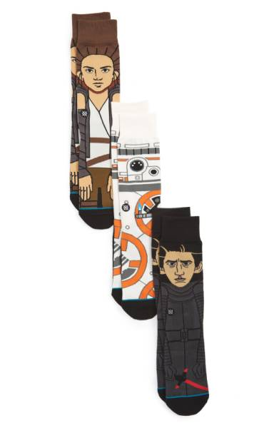 Mens Star Wars Socks