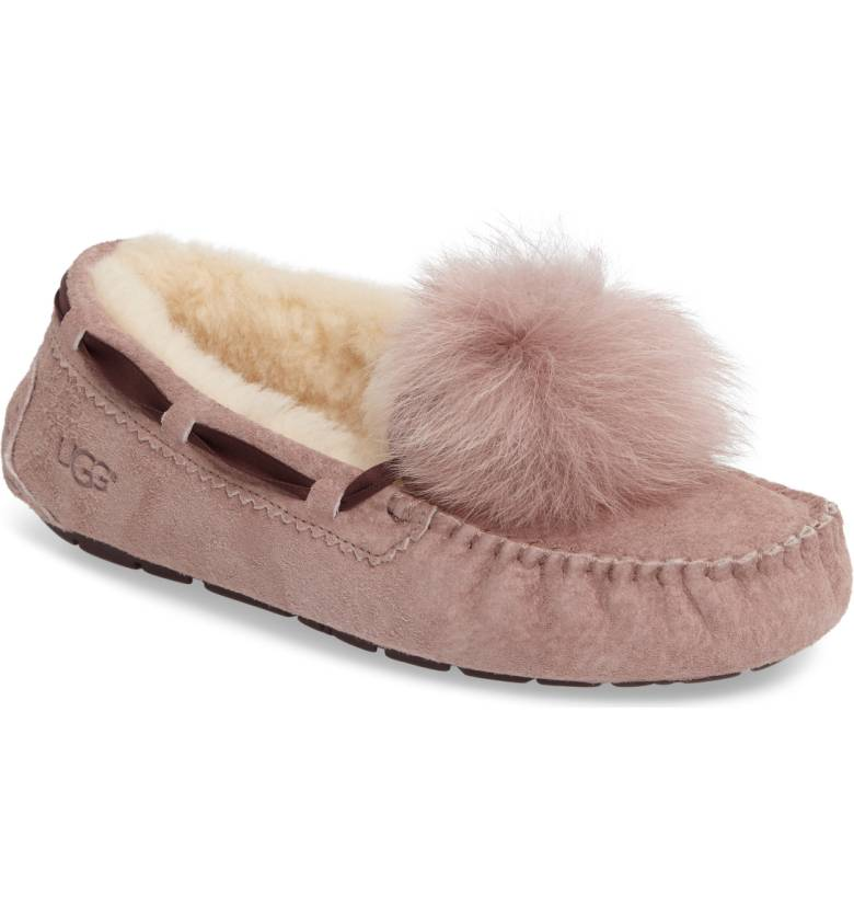 UGG Puff Ball Slipper